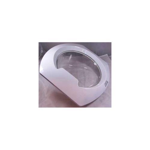 Hublot complet avec poignee pour lave linge ariston indesit vedette - 975797