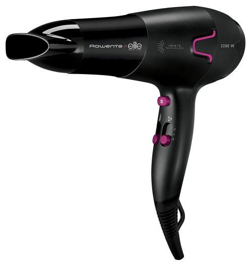 Rowenta cv5622 F0 Power Pro Ionic Sèche-cheveux avec Générateur Ion, 2200 W