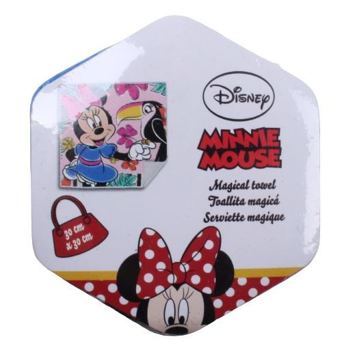 Disney serviette Minnie Mouse 30 x 30 cm coton