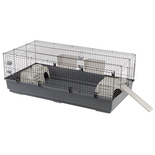 Cage pour lapins Ferplast RABBIT 140 ample spacieuse accessoires confort