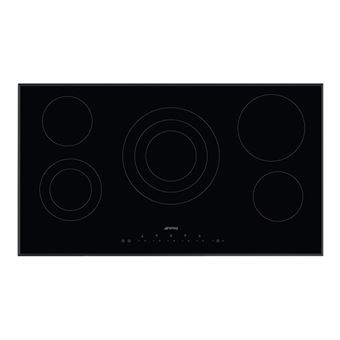 regarder 6b8c6 0212a Plaque Vitrocéramique SMEG SE395ETB