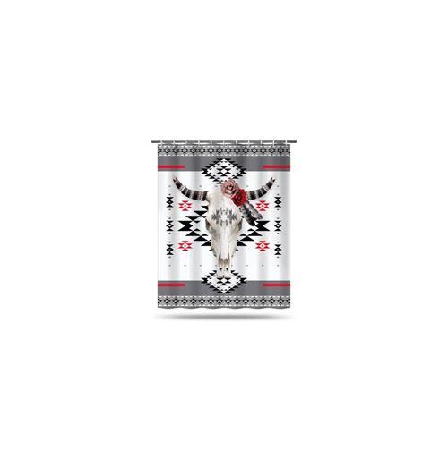 Rideau de douche - Buffalo - 180 x 200 cm