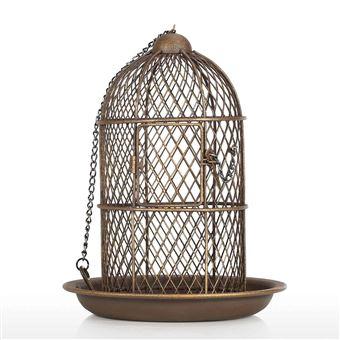 Mangeoire Oiseaux pour Ext/érieur /à Suspendre /à un Arbre Mangeoire Oiseau PetsNall
