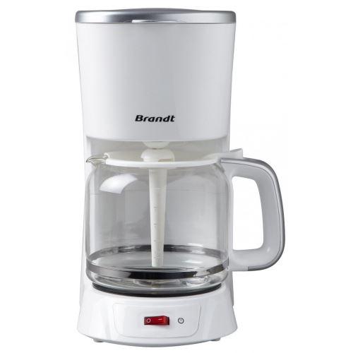 Brandt CAF1318S - Cafetière - 18 tasses