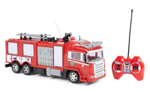Camion Pompier Radiocommande - World Tech Toys