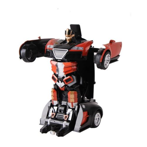 ROBOT VOITURE Turbo Orange