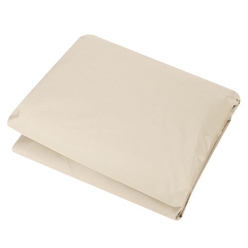 Housse de protection pour Table Chaises - Blanc