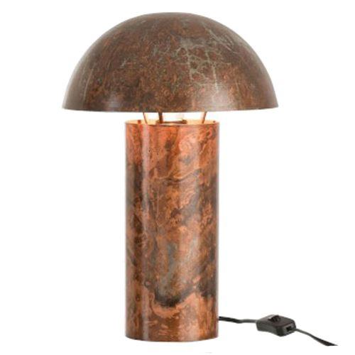 Lampe Indus de Métal Vieilli 40 cm