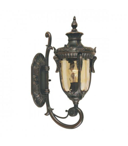 Applique Philadelphia 43 cm, bronze antique, petite
