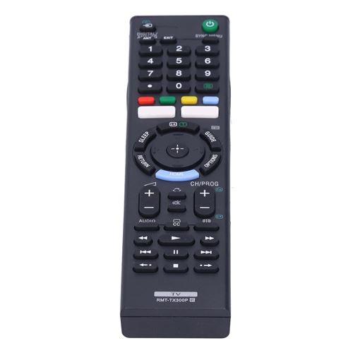 Télécommande TV RMT-TX300B, RMT-TX300U