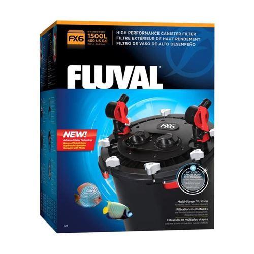 Filtre extérieur pour aquariums Fluval FX6 Fluval A219