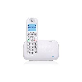 Alcatel Comfort XL385 - Snoerloze telefoon met nummerherkenning - DECT - wit