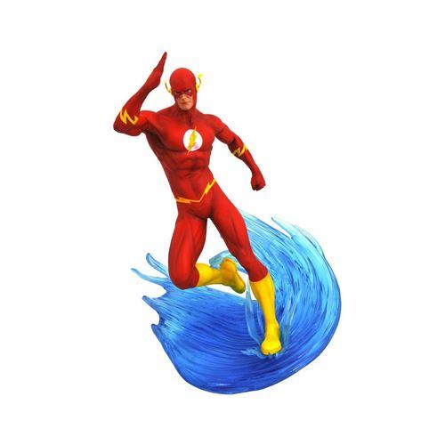 DC Comic Gallery - Statuette The Flash 23 cm