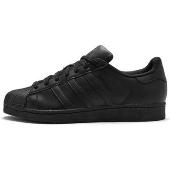 Détails sur Adidas Original superstar noir pointure 44