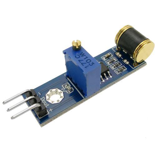 Capteur de vibration électronique 801S