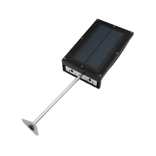 Cob Led Solar Power Motion Sensor Jardin Sécurité Lampe Lumière Extérieure Étanche Djzs270
