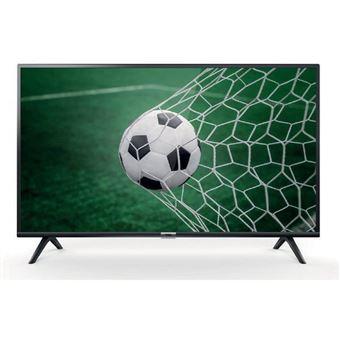 "TCL 32ES560 - 32"" Klasse ES56 Series LED-tv - Smart TV - Android TV - 720p 1366 x 768 - HDR - Micro Dimming - zwart"