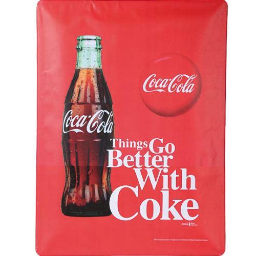 Plaque métallique Coca-cola Better