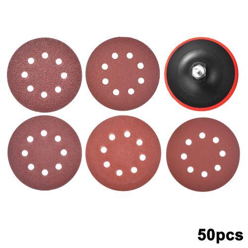 Disque de ponçage 50X 125mm BI1283