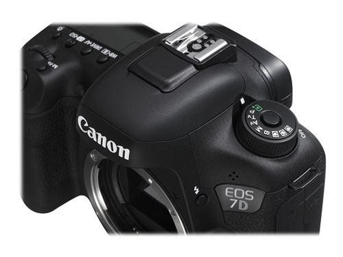 Canon EOS 7D Mark II - appareil photo numérique - corps uniquement
