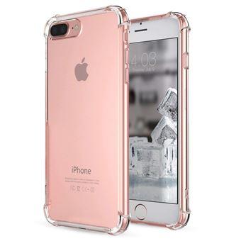 Coque Antichoc pour Apple iPhone 7 PLUS Houe Etui Gel TPU Transparent Protection Silicone Souple Slim Leger Phonillico