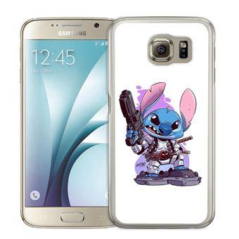 Coque pour Samsung Galaxy S6 Edge stitch deadpool