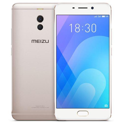 MEIZU M6 Note 4G Snapdragon 625 Octa Core 20 GHz 3 Go RAM 32 Go ROM Or