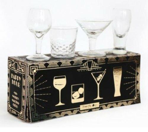 Mini verres à cocktail