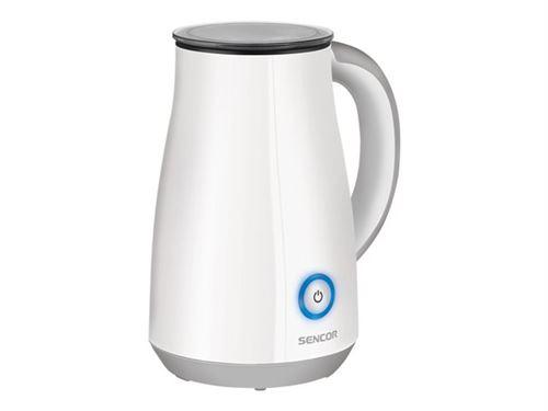 Sencor SMF 2020WH - Mousseur à lait - 200 ml - 450 Watt - blanc