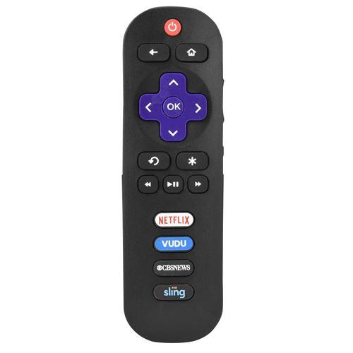 RC280 Télécommande de remplacement pour TV TCL 65S405 43S405 49S405 55S405 40S3800 55US57 28S3750 40