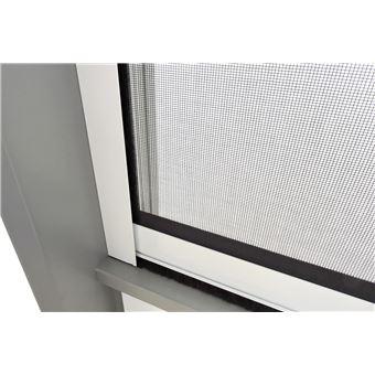 Moustiquaire Enroulable Fenêtre De Toit Master Alu Blanc L80 X H170