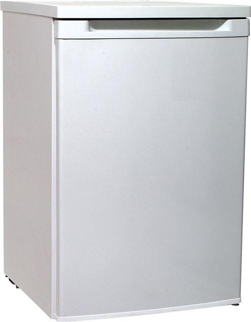 Brandy Best TOP55WHITE Réfrigérateur table top 55cm 118l avec congélateur 4 étoiles Classe A++