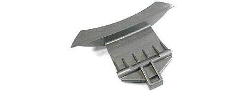 Poignee de porte grise pour Lave-vaisselle First line