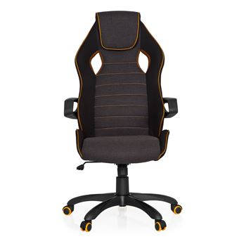 Chaise Noirgrisorange Office Bureau Pro Hjh Racer De Gaming Iii 8nvNwm0O