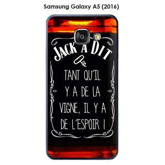 Coque Samsung Galaxy A5 (2016) - A510F design Jack à Dit La vigne