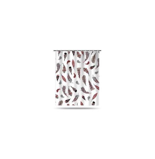 Rideau de douche - Boho - 180 x 200 cm