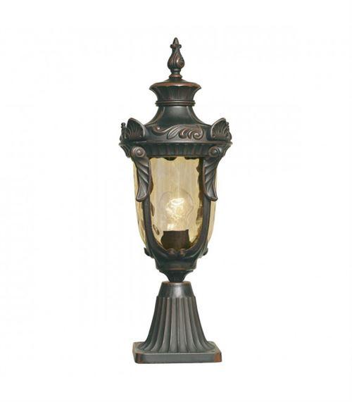 Borne Philadelphia, bronze antique