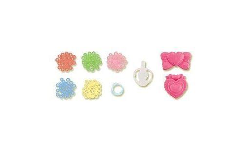 Smile Precure - Ensemble de couleurs pastel Kuru Deco Beads de Bandai