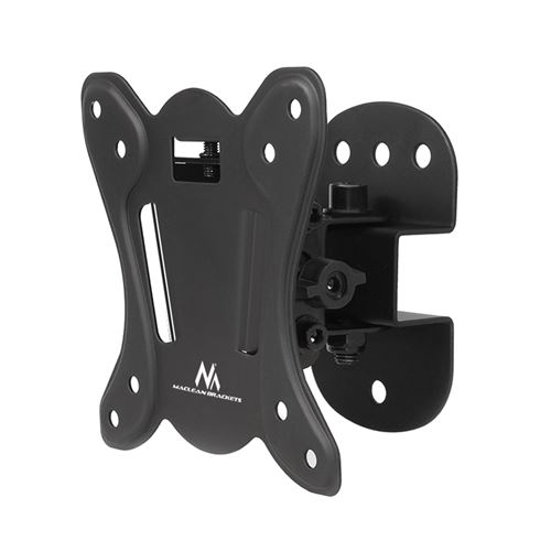 Support pour TV ou moniteur 13-27 Maclean MC-670 20kg max vesa 100x100