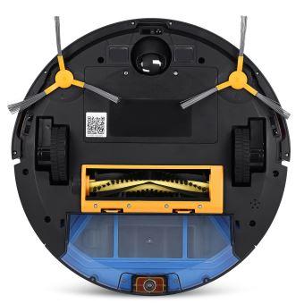 DEALDIG Robvacuum 8 Robot Aspirateur Intelligent avec