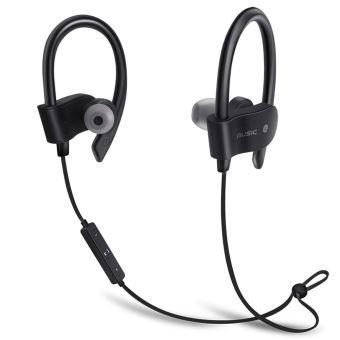 12% sur Sans fil Bluetooth casque HIFI Sport casque écouteur
