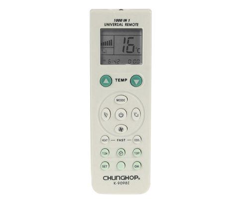 (#103) Universal A/C Remote Control (K 9098E)(White)