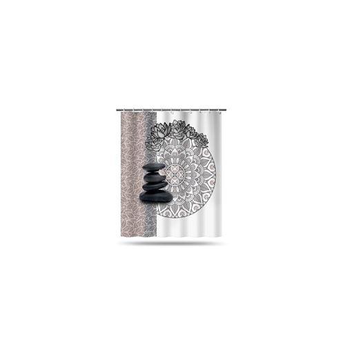 Rideau de douche - Relax - 180 x 200 cm
