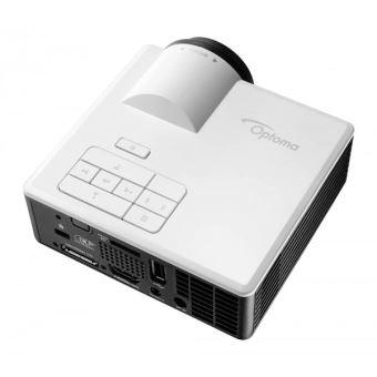 Vidéoprojecteur Optoma ML1050ST, LED Courte focale Ultra Compact (420g)