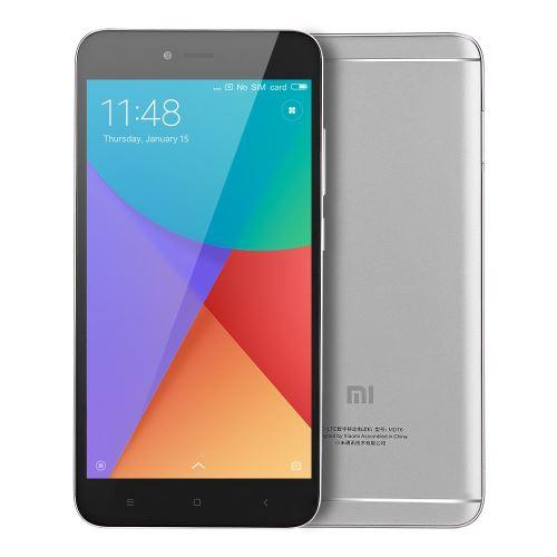 Xiaomi Redmi Note 5A 4G Phablet Version Globale 55 pouces MIUI 8 et supérieur Snapdragon 425 Quad Core 14GHz 2Go RAM 16Go ROM Gris