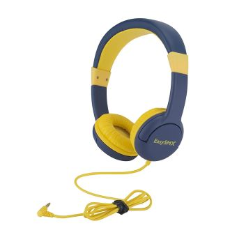Casque Audio Enfant Anti Bruit Souple Et Confortable Anti Bruit à
