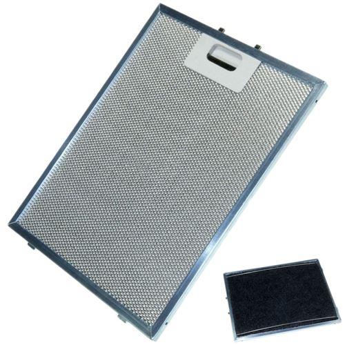 Filtre métal anti graisse (à l'unité) Hotte 50274437008 FAURE - 37219