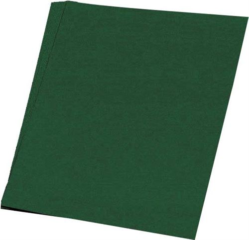 Haza Original papier de couleur 130 g/m² A4 vert foncé 50 feuilles
