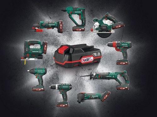 batterie 20 V Parkside pour les appareils de la série X 20 V TEAM Parkside