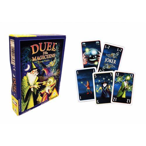 PIATNIK Jeux - Duel Des Magiciens Multicolore